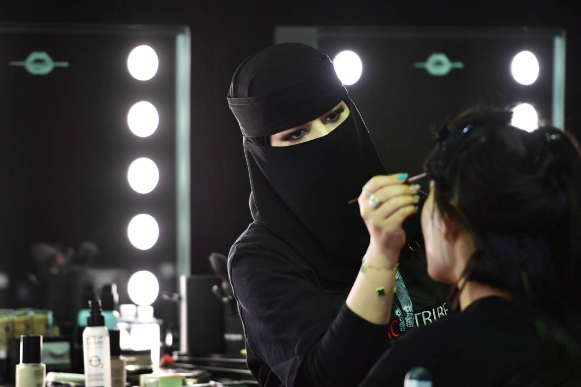 Saudi Arabia's First Fashion Week Kicks Off, Beyond Fashionably Late