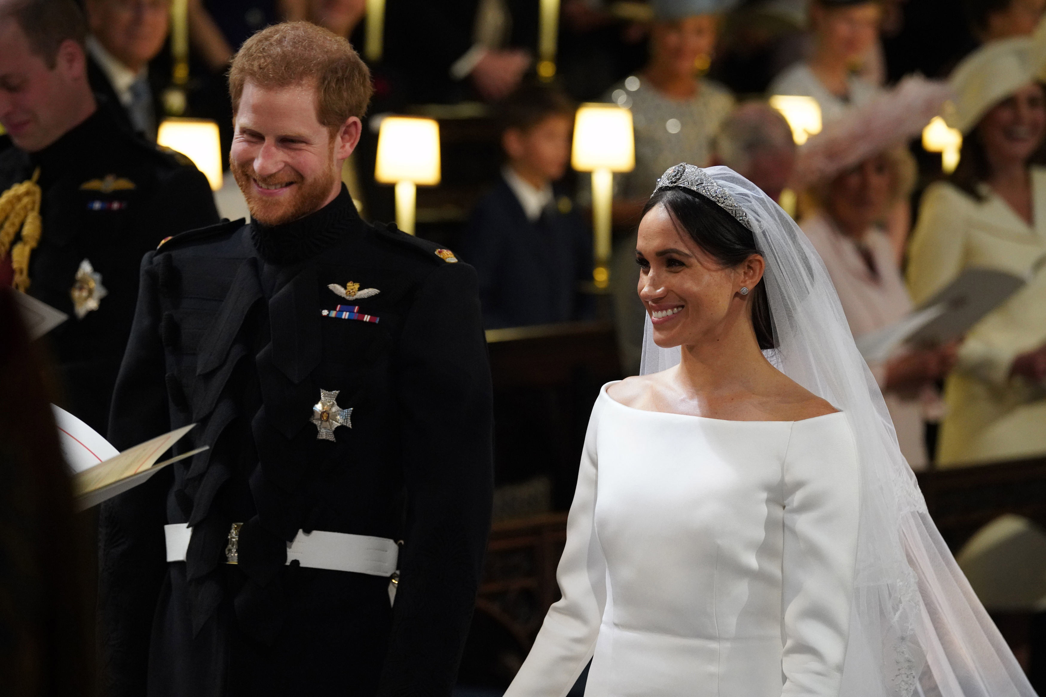 I Stayed Up All Night To Watch The Royal Wedding So You Wouldn T Have Kqed Pop Arts