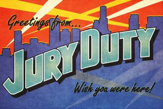 You've Been Summoned: Tips on How to Survive Jury Duty