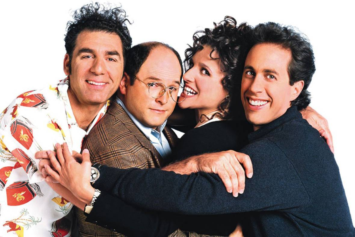 Something From Nothing: 20 Years On, the Enduring Yada-Yada of 'Seinfeld'