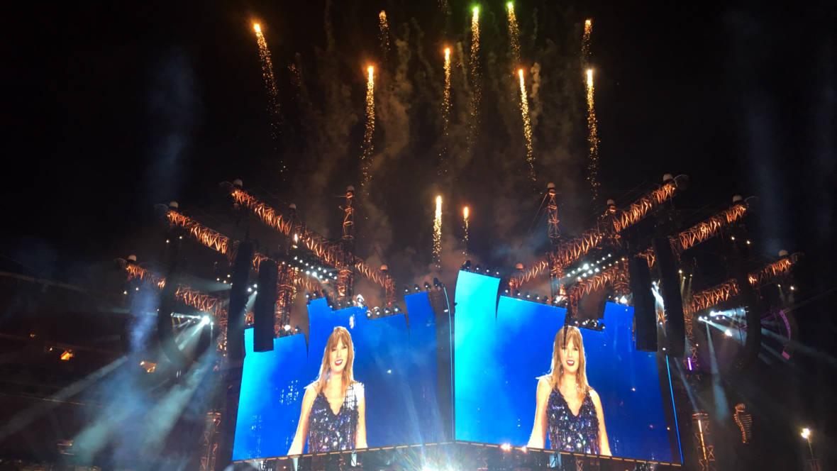 Taylor Swift's Reputat... Taylor Swift Reputation Stadium Tour