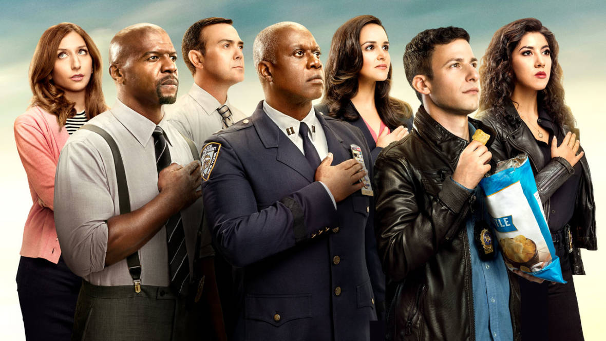 Saving 'Brooklyn Nine-Nine' Was Business, But the Love of it is Real