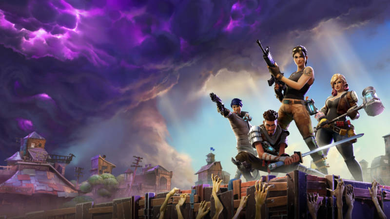 Why Children Love the 'Fortnite' Video Game So Much, In Their Own Words