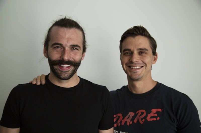 'This is a Moment, Honey': Jonathan and Antoni on the Magic of 'Queer Eye'