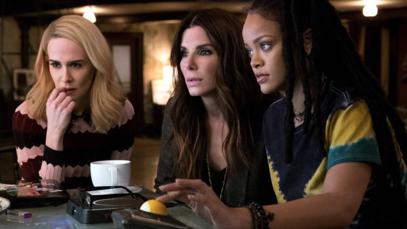Yes, 'Ocean's 8' is Every Bit as Cool as it Looks