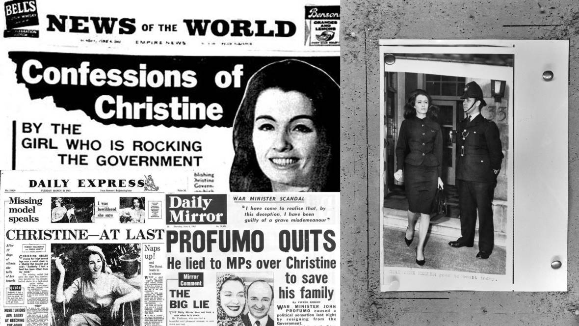 The Profumo Affair: A '60s Political Scandal for 2018