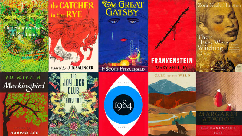 QUIZ: Which Iconic Novel Are You?
