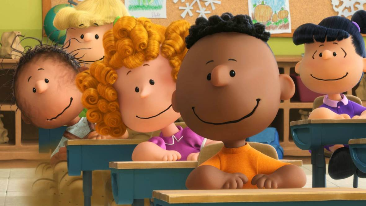 Happy Birthday, Franklin! 'Peanuts' First Black Character Turns 50