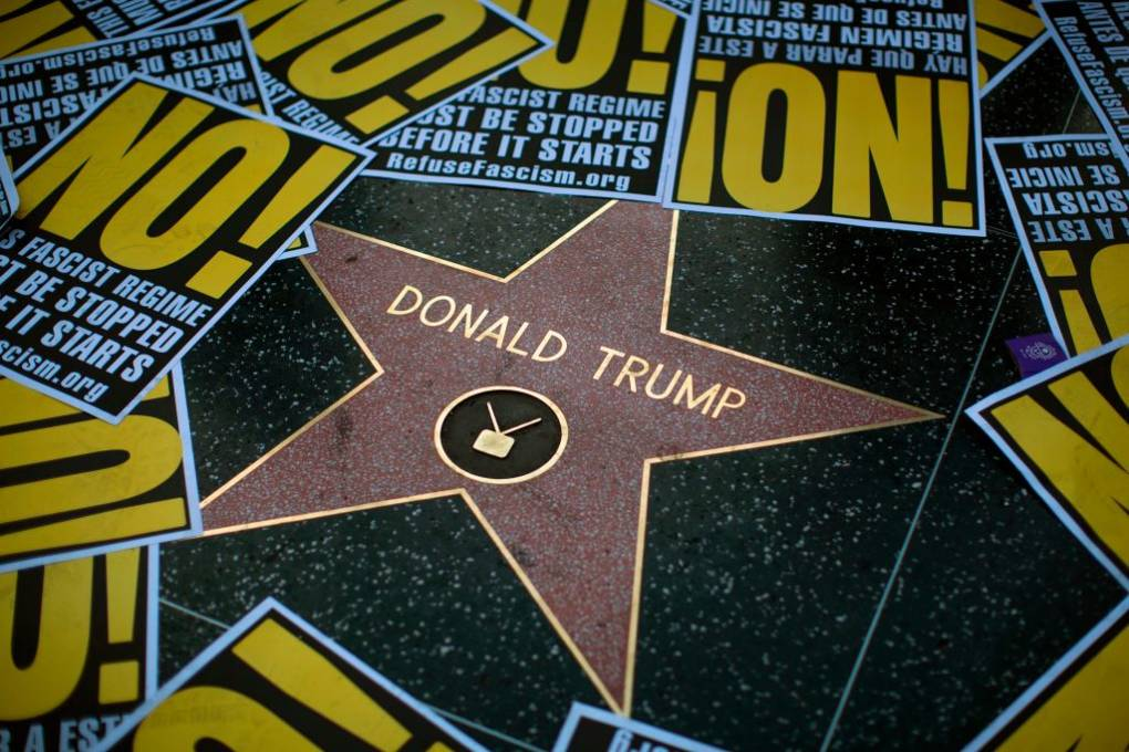 If Trump's Walk of Fame Star Goes, Here's Who Should Take His Spot
