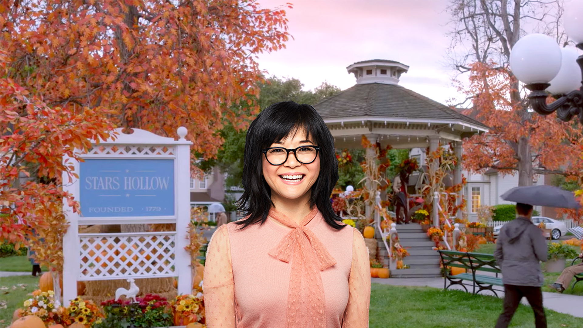 Back 2 Stars Hollow (with Gilmore Girls' Keiko Agena)