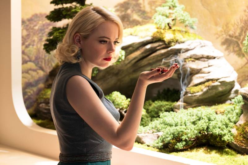 Emma Stone as Annie in 'Maniac'.