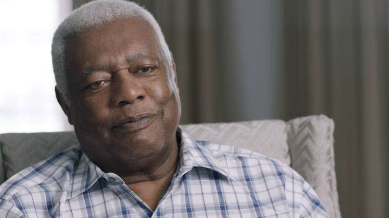 Oscar Robertson is one of the athletes interviewed for 'Shut Up and Dribble'.