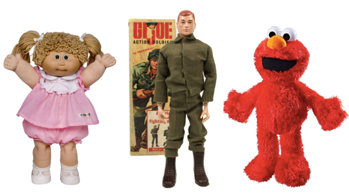 The Horrifying Backstories of Last Century's Most Popular Christmas Toys