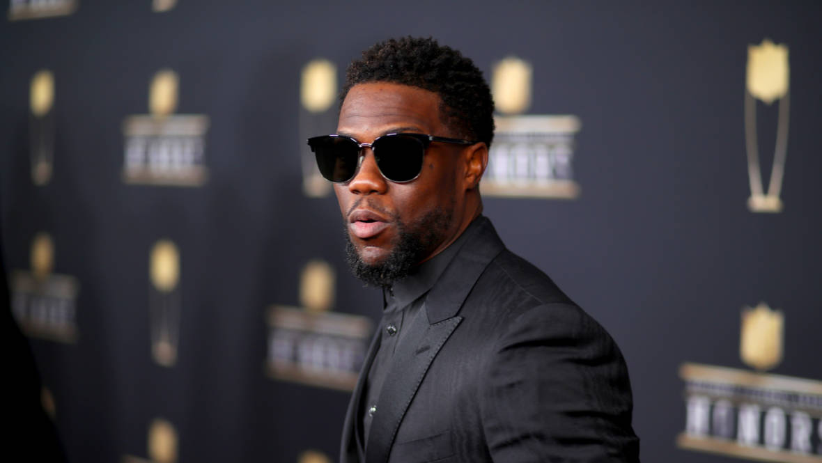 Kevin Hart Bows Out as Oscars Host Amid Backlash Over Past Tweets