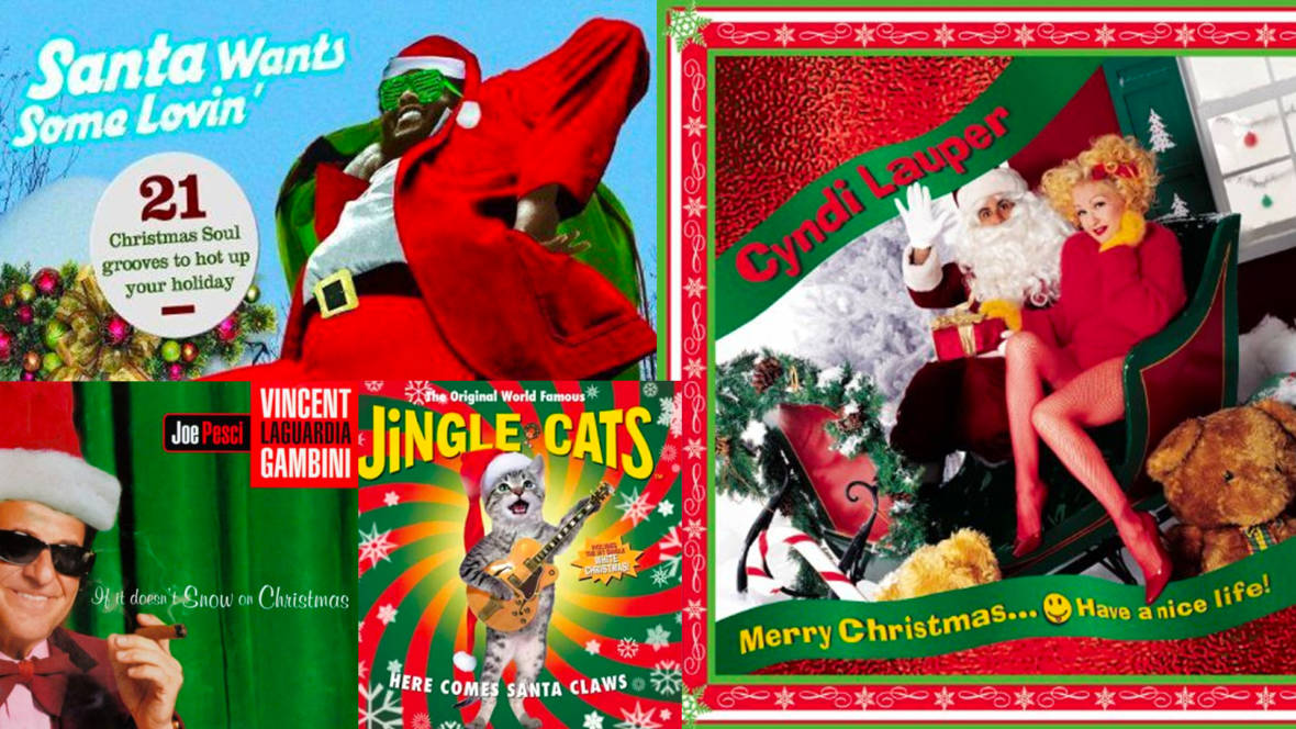 The Sexiest and Weirdest Christmas Songs You've Never Heard   KQED Pop   KQED Arts