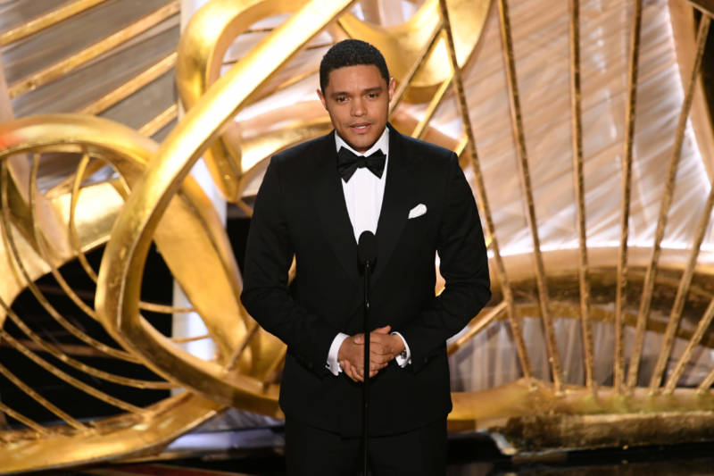 Oscars 2019: What Trevor Noah Really Said in His 'Black Panther
