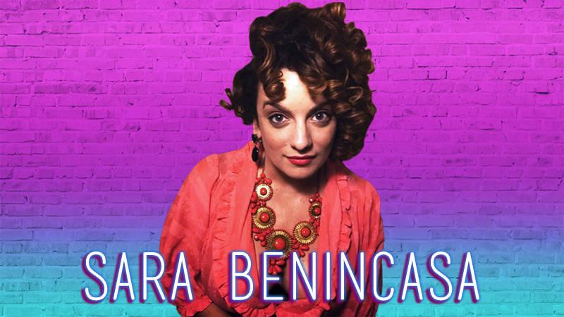 Sara Benincasa Talks Excellent Coats on Irritated Women, Mental Health and Sexy Ghosts