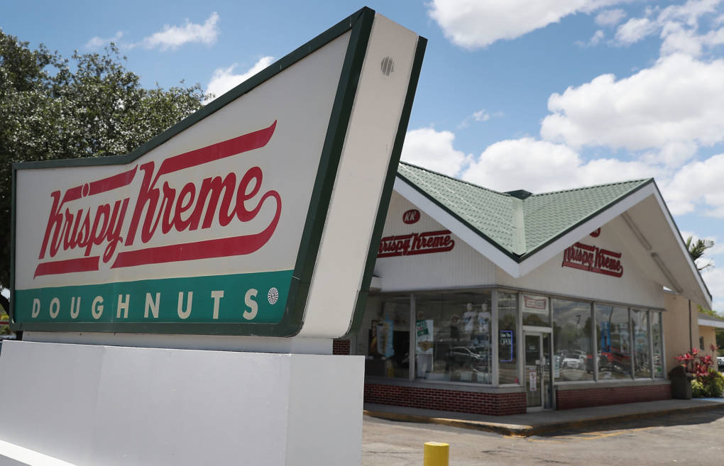 Krispy Kreme Family Reckons With Nazi Past