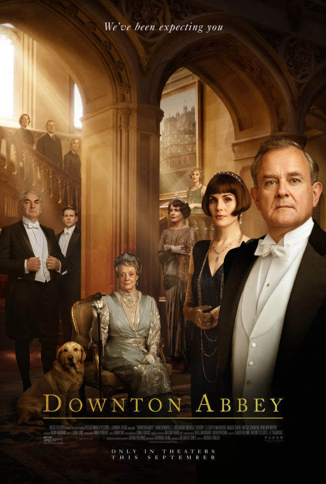 Watch Not One But Two Trailers For The 'Downton Abbey' Movie
