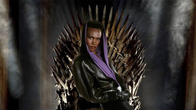 Give Grace Jones The Iron Throne