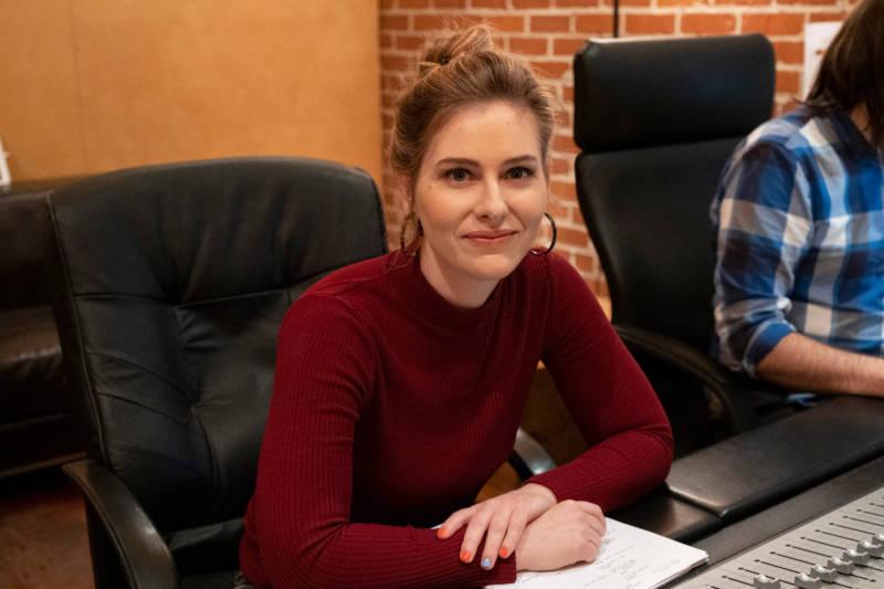Lisa Hanawalt is the creator and executive producer of 'Tuca & Bertie.'