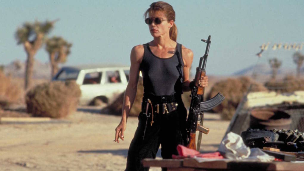 The Timeless Feminism of Sarah Connor in 'Terminator 2'