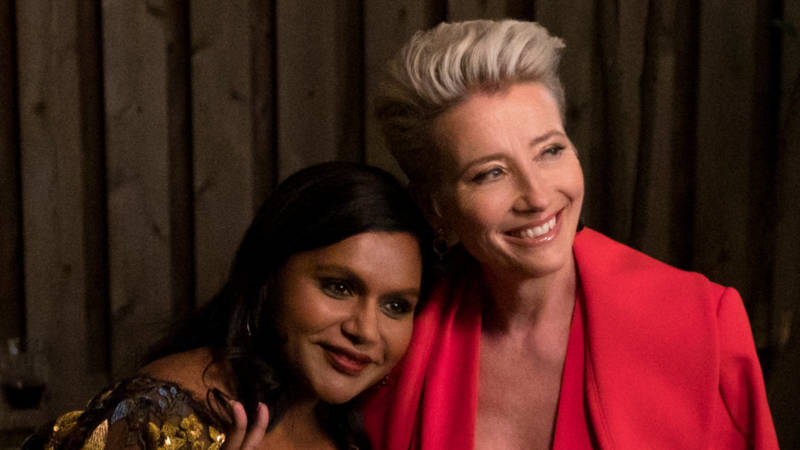 Mindy Kaling And Emma Thompson Shatter The Late Night Glass Ceiling Kqed