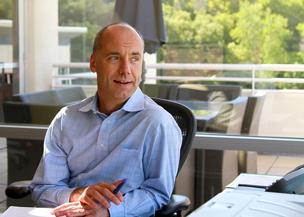 Ancestry CEO Tim Sullivan