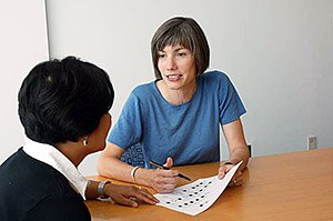 Genetic counseling is an important part of any genetic test for breast or ovarian cancer and it comes as part of the service offered by Color Genomics. (Wikipedia Commons)