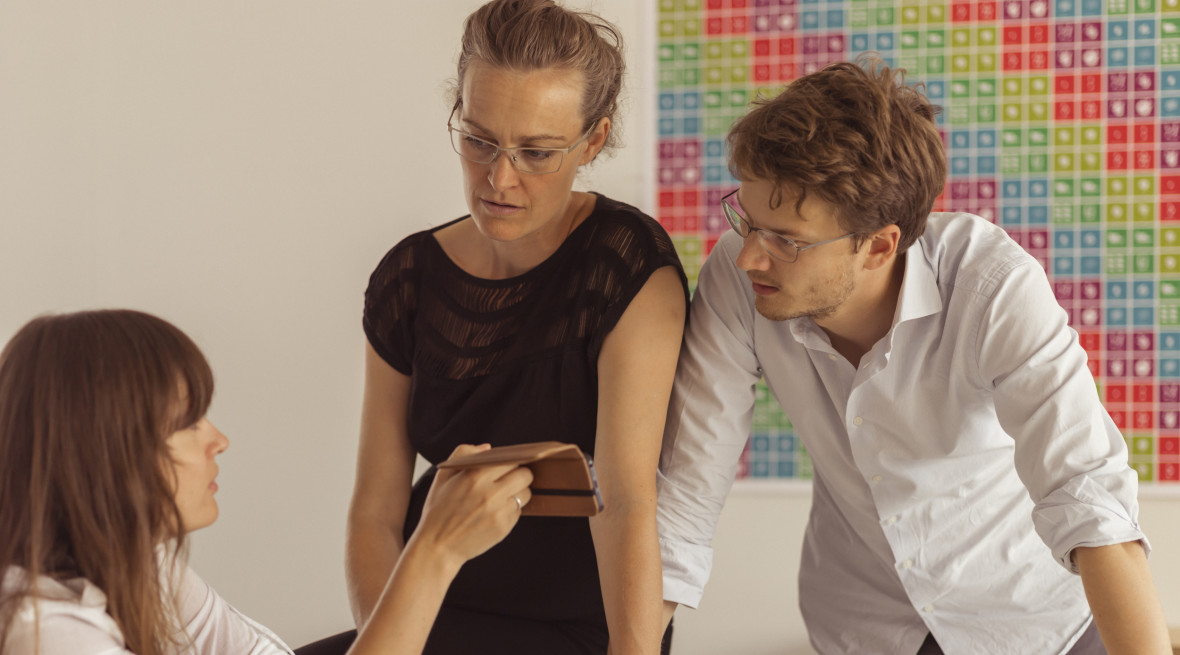 Ida Tin, founder of Clue, a fertility-tracking app Clue