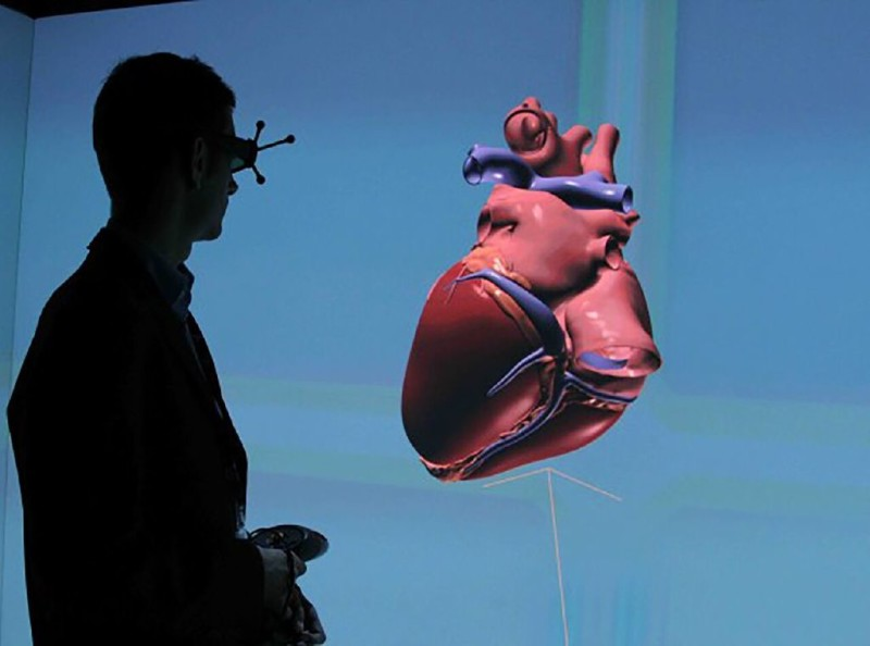 Your Heart in 3D: Surgeons Can Now Practice on a Simulation