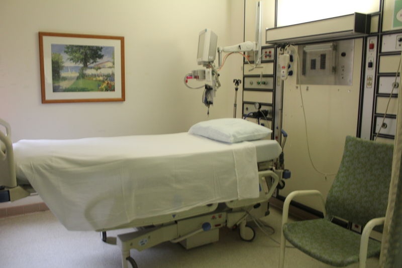 Even minor design tweaks can make a big difference to drab hospital rooms.