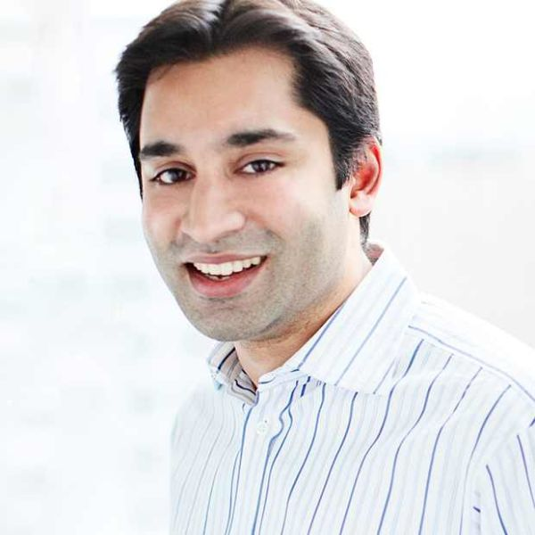 Google Ventures' Dr. Krishna Yeshwant focuses on investing in emerging technologies for health care.