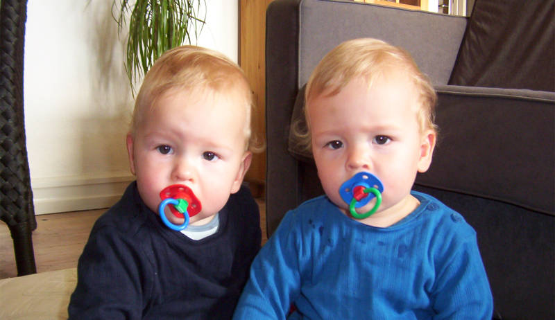 Why Identical Twins Don't Always Look the Same