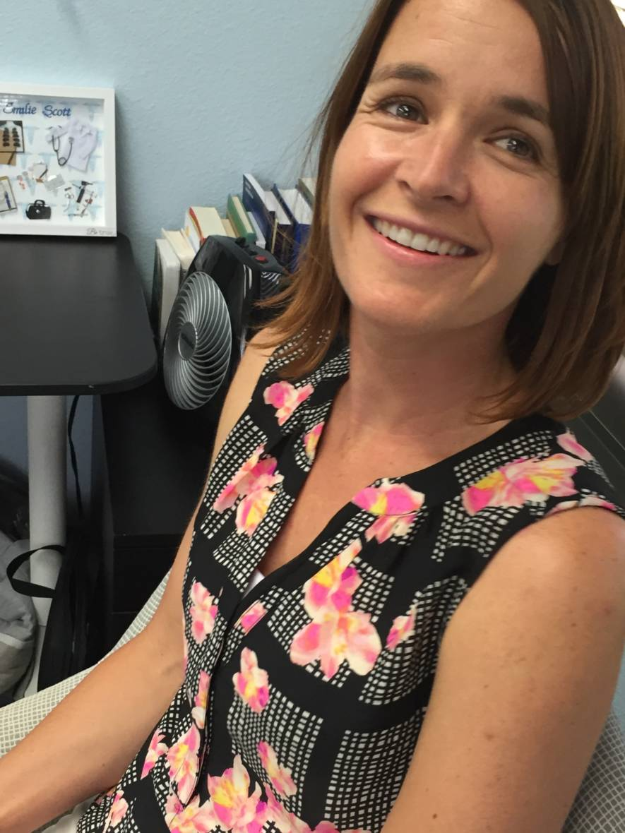 Dr. Emilie Scott of Irvine, Calif.