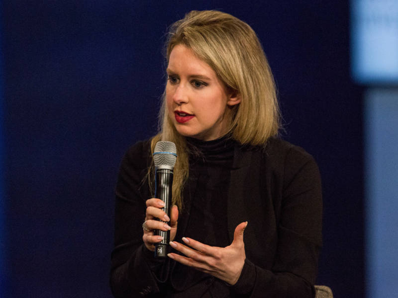 Criminal Charges Filed Against Theranos' Elizabeth Holmes, Sunny Balwani