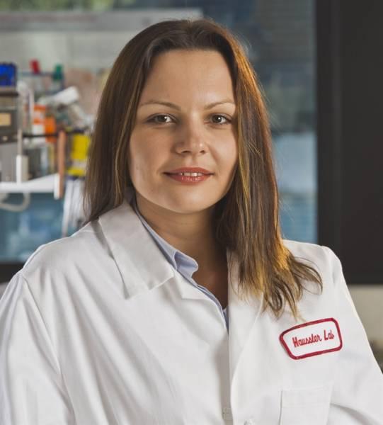 Olena Morozova, principal researcher of the California Kids Cancer Comparison.