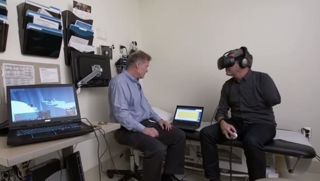 Using Virtual Reality, Not Opioids, to Reduce Pain (Video)