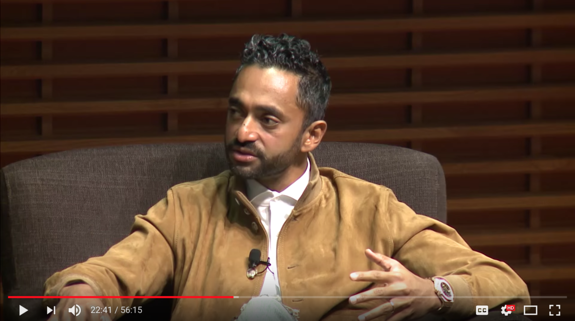 Former Facebook Executive Says Social Media is Dangerous to Civil Society
