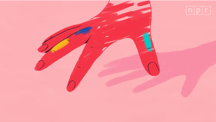 'Invisibilia': The Otherworldly Alien Hand Syndrome, Animated