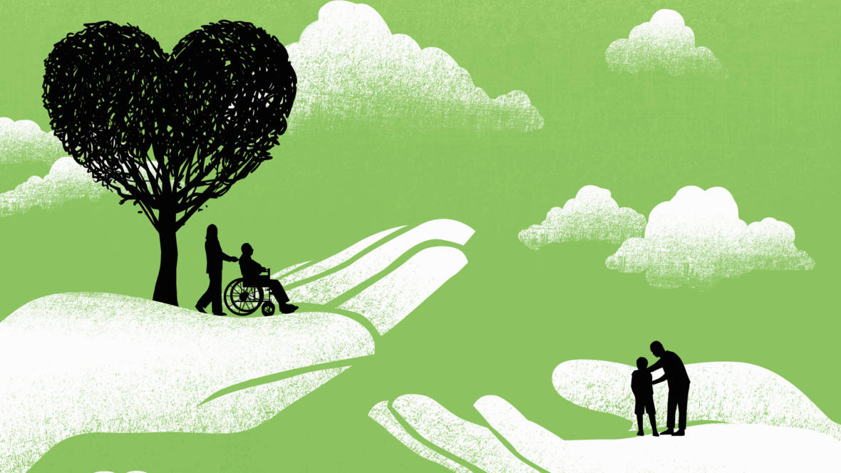 Family Caregivers Exchange Tips, Share Stories To Ease Alzheimer's Losses