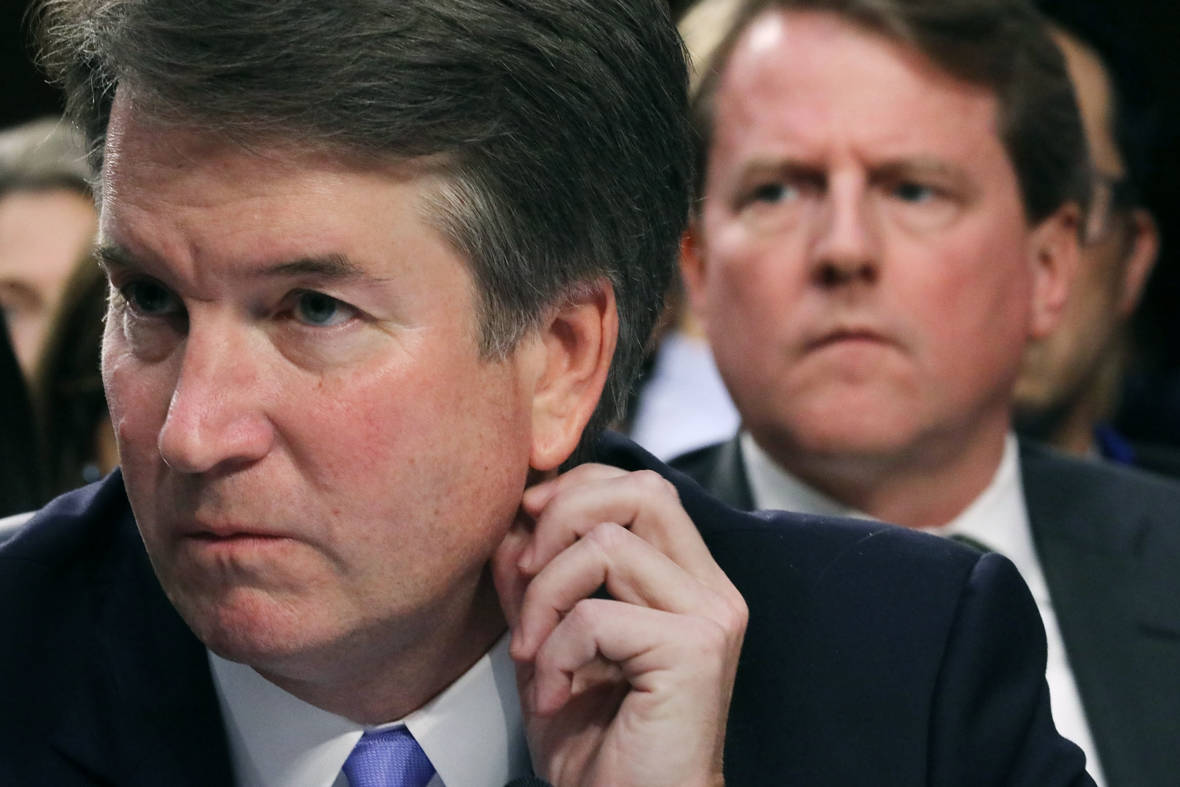 What Do Kavanaugh Accusations Tell Us About Memory?