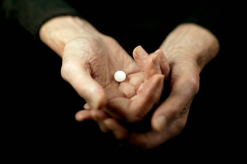 For Older, Healthy People, Taking a Daily Aspirin Has No Benefit