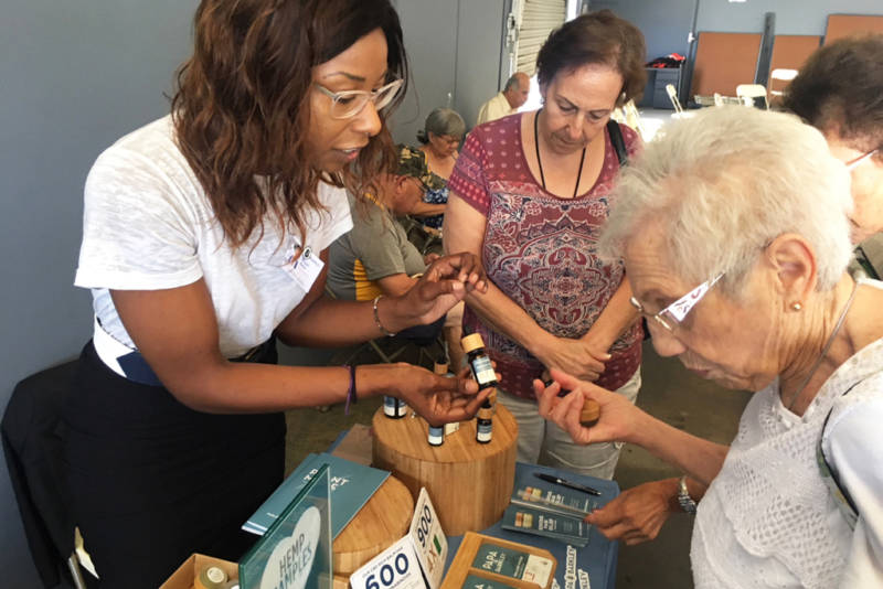 Day-Tripping to the Dispensary: Seniors Hop Aboard the Canna-Bus
