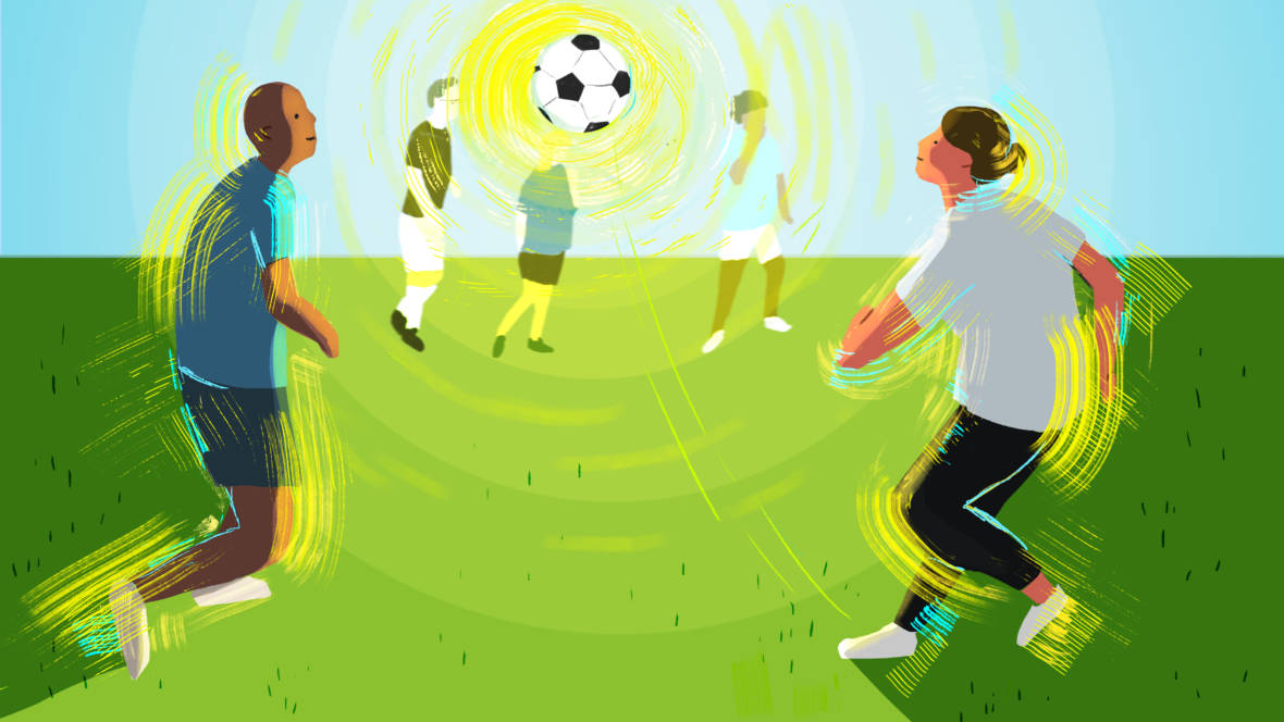 A New Prescription For Depression: Join A Team And Get Sweaty
