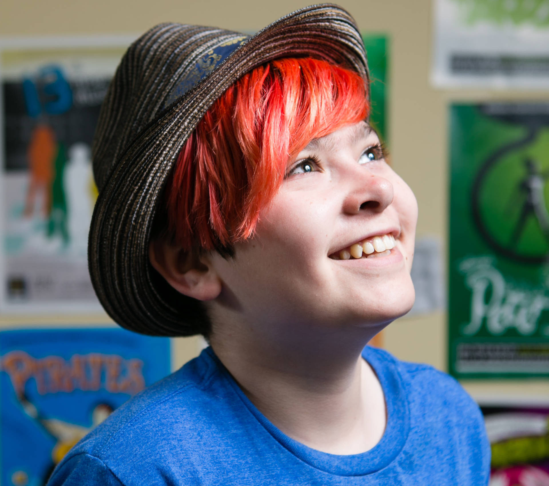 Max, a 13-year-old Californian who identifies as agender, one of multiple gender identities that fall into the umbrella of 'nonbinary.' The state will allow residents to choose nonbinary as an official gender on drivers licenses and birth certificates starting in 2019.