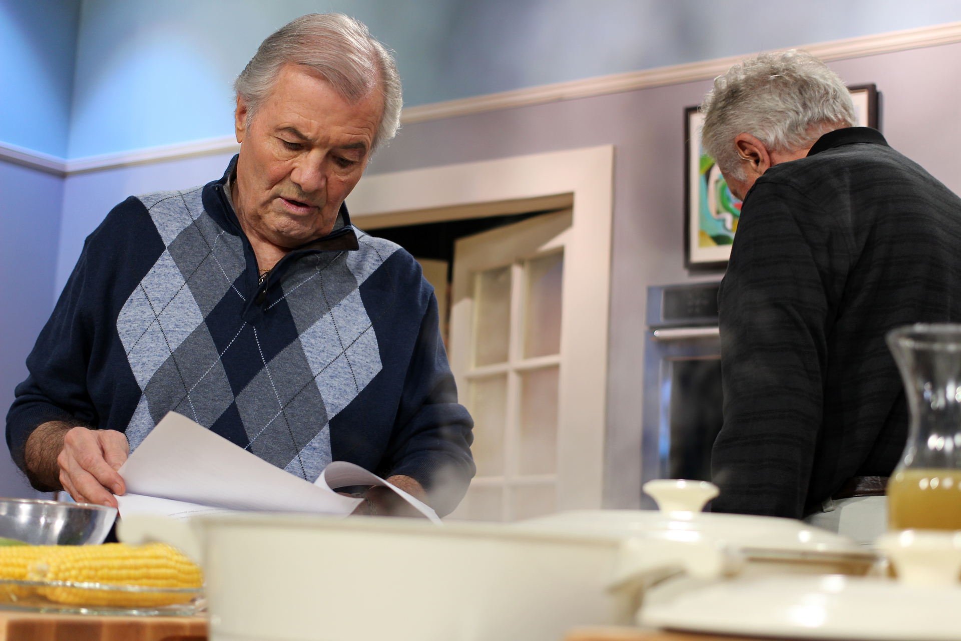 photos from the set of jacques p pin s new series jacques pepin heart and souljacques pepin. Black Bedroom Furniture Sets. Home Design Ideas