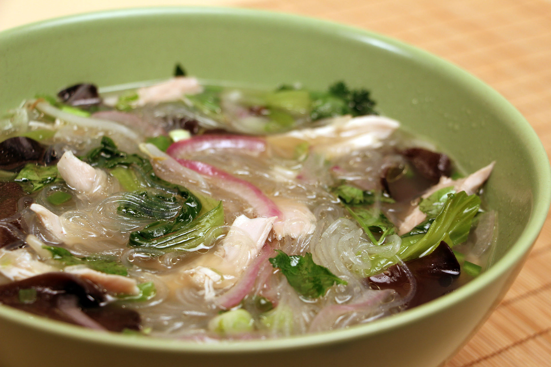 Hanoi chicken soup jacques pepin heart and soul kqed food forumfinder Images