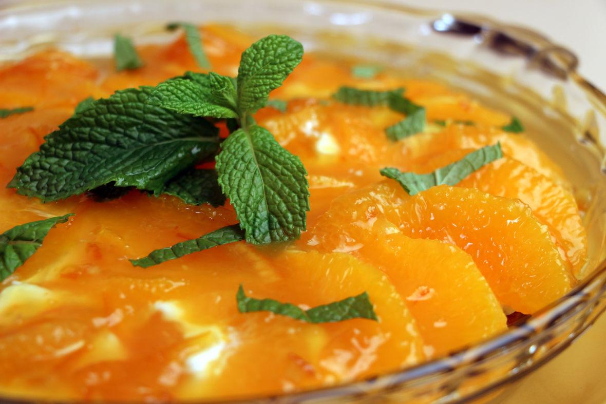 Jacques Pepin Orange Cake Recipe