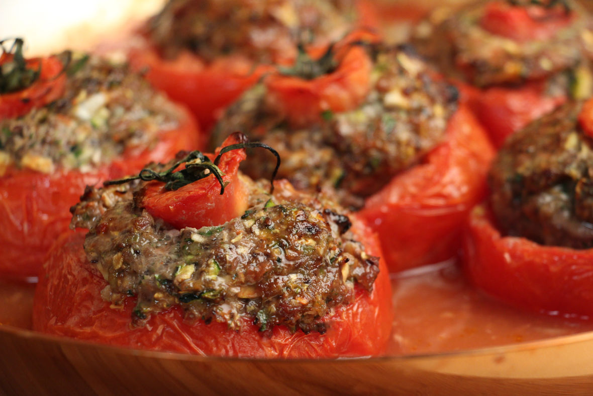 Stuffed Tomatoes | Jacques Pepin – Heart and SoulJacques ...